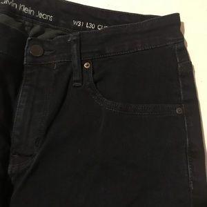Calvin Klein Jeans Jeans - Dark wash, Calvin Klein curvy bootcut jean